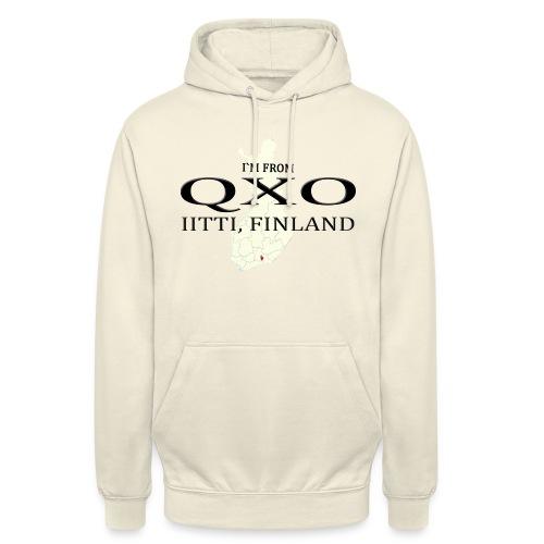 "QXO - Huppari ""unisex"""