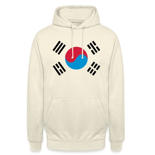 South Korea - Hoodie unisex