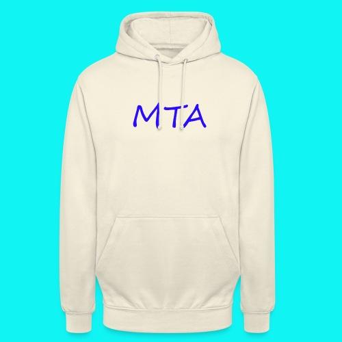 #MTA t-shirts - Hættetrøje unisex
