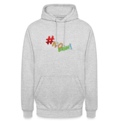 #NoBruh T-shirt - Women - Unisex Hoodie