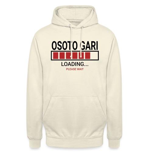 O Soto Gari Loading.... Pleas Wait - Bluza z kapturem typu unisex