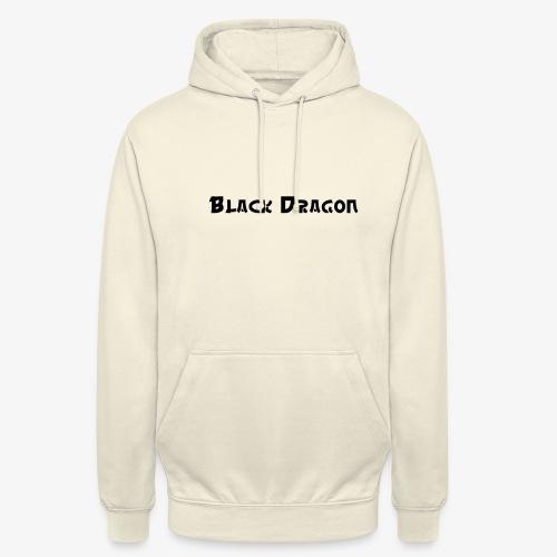 Black Dragon 2 - Unisex Hoodie