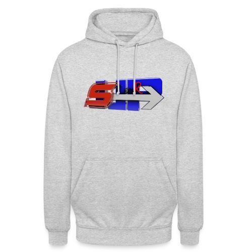 S JJP - Sweat-shirt à capuche unisexe