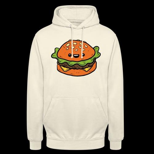 Star Burger - Hoodie unisex