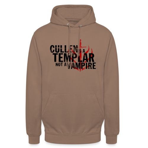 Cullen is a Templar Design - Unisex Hoodie