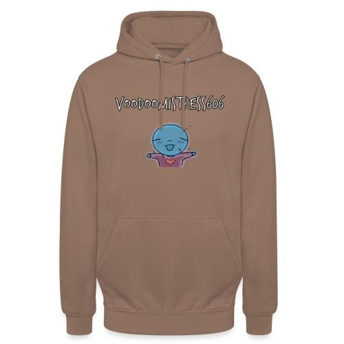 voodoodool emoji design - Sweat-shirt à capuche unisexe