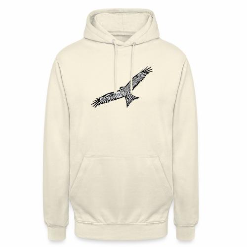 Bird of prey - Unisex Hoodie