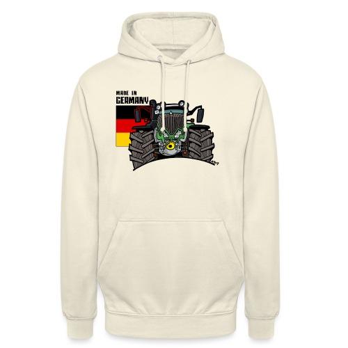 made in germany F - Hoodie unisex