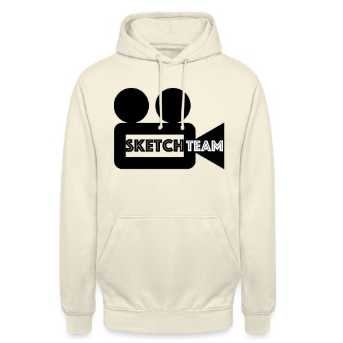 SketchTeam Logga T-shirt - Luvtröja unisex