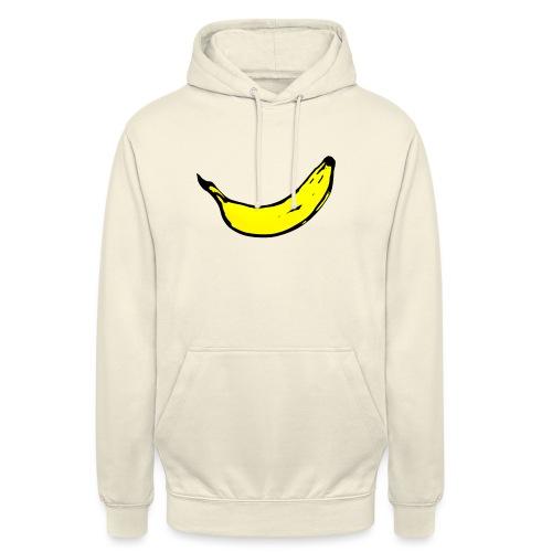 Banan 1 - Luvtröja unisex