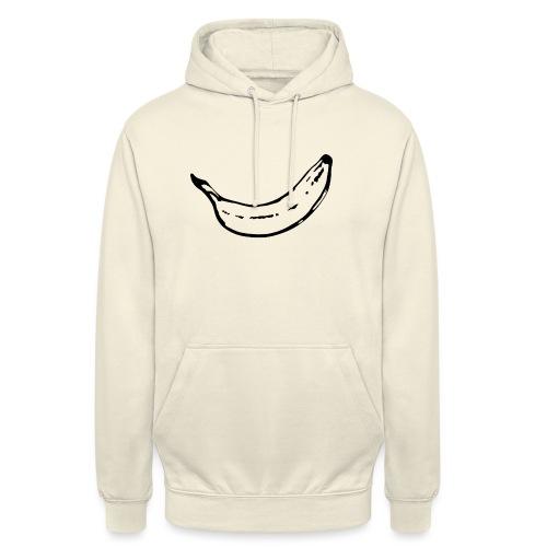 banana-2 - Luvtröja unisex