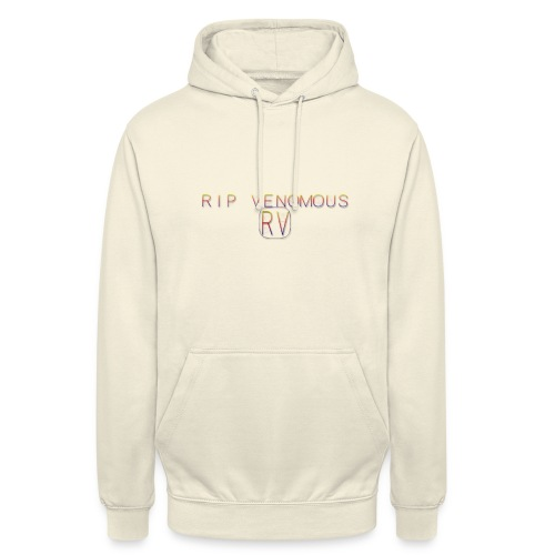 Rip Venomous White T-Shirt men - Hoodie unisex