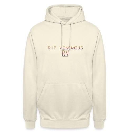 Rip Venomous White T-Shirt woman - Hoodie unisex