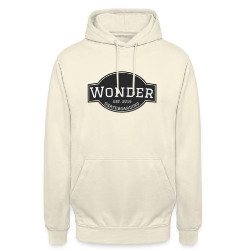 Wonder T-shirt - ol' small logo - Hættetrøje unisex