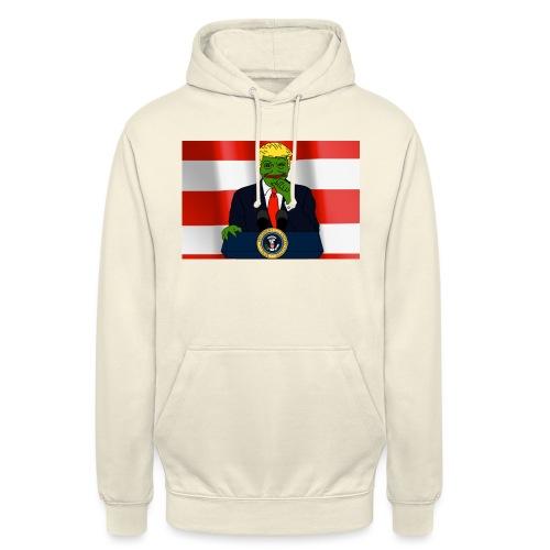 Pepe Trump - Unisex Hoodie