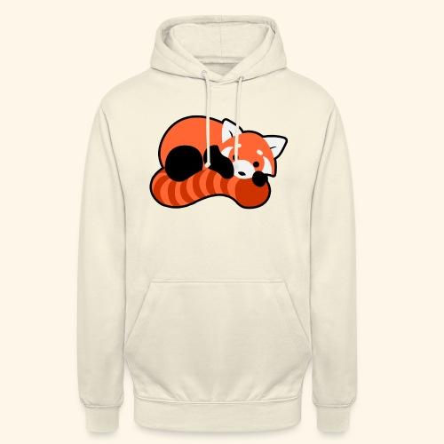 Roter Panda - Unisex Hoodie