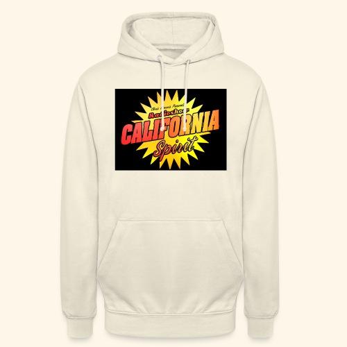 California Spirit Radioshow Vintage - Sweat-shirt à capuche unisexe