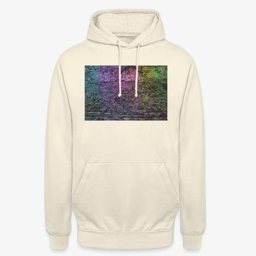 Regenbogenwand - Unisex Hoodie