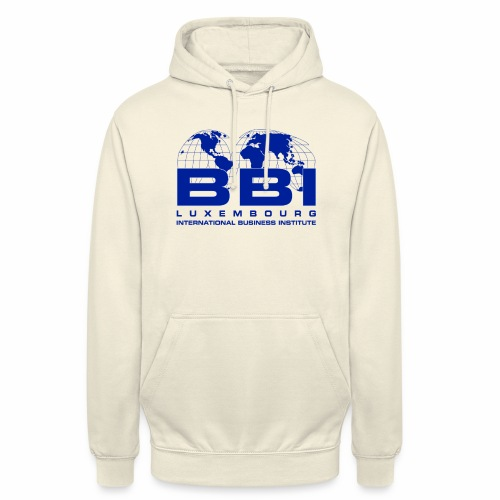 Blue Logo Collection - Unisex Hoodie