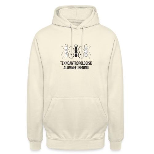 Teknoantropologisk Støtte T-shirt alm - Hættetrøje unisex