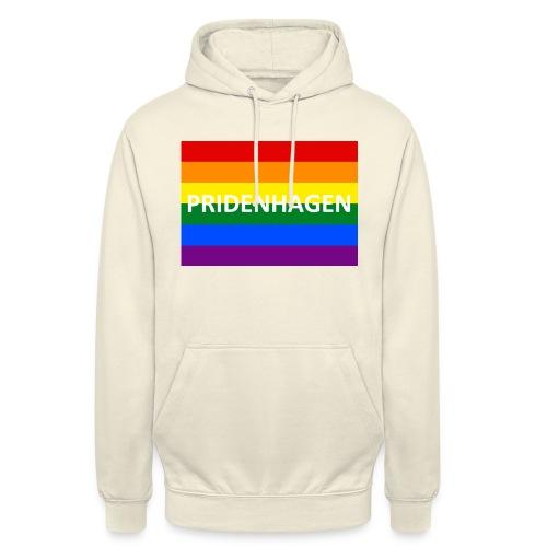 PRIDENHAGEN - Rainbow - Hættetrøje unisex