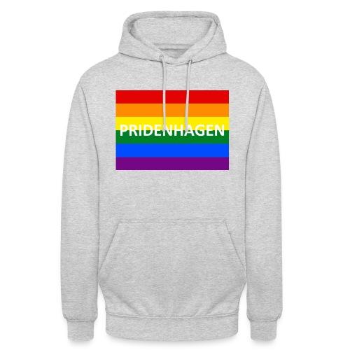PRIDENHAGEN ØKO T-SHIRT - Hættetrøje unisex