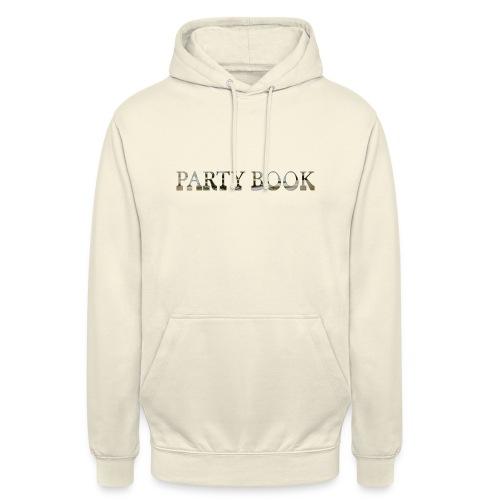 PartyBook - Unisex Hoodie