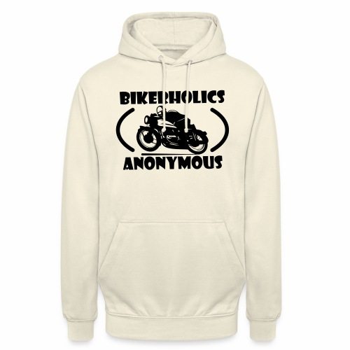 Bikerholics Anonymous - Unisex Hoodie