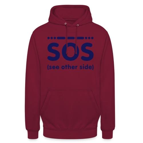 SOS - Hoodie unisex