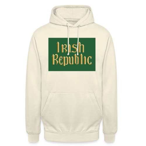 Original Irish Republic Flag - Unisex Hoodie