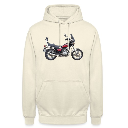 snm daelim vc 125 f advace seite rechts ohne - Unisex Hoodie