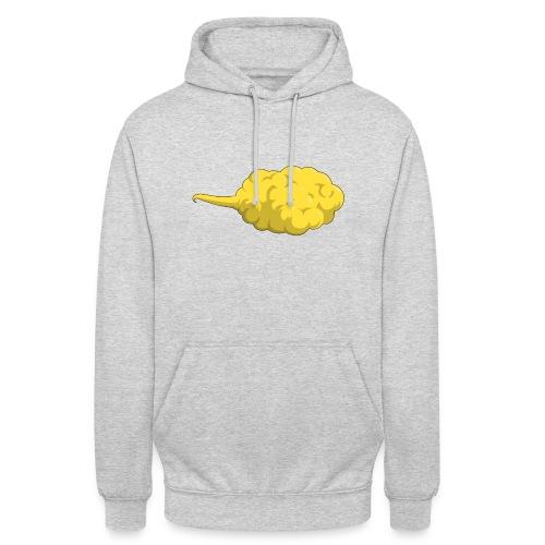 Nuage magique - Sweat-shirt à capuche unisexe