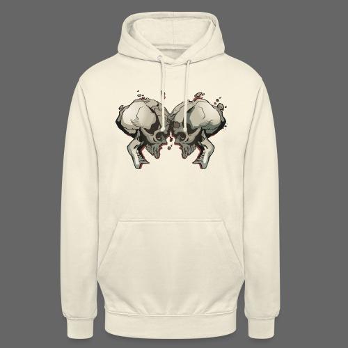 MHF_Logo_Loose-Skulls - Unisex Hoodie