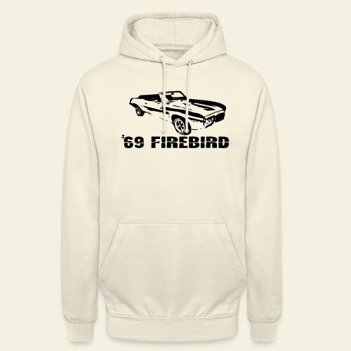 firebird small - Hættetrøje unisex