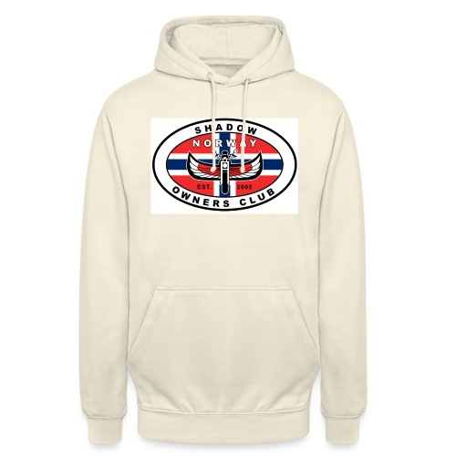 SHOC Norway Patch jpg - Unisex-hettegenser