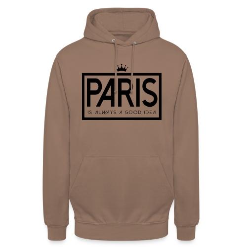 PARIS, FRANCE - Unisex Hoodie