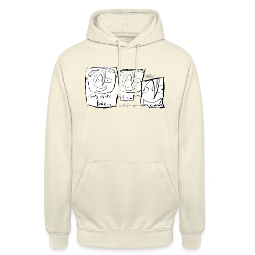 This Is The Face Comic | Peter Eric Lang - Unisex Hoodie