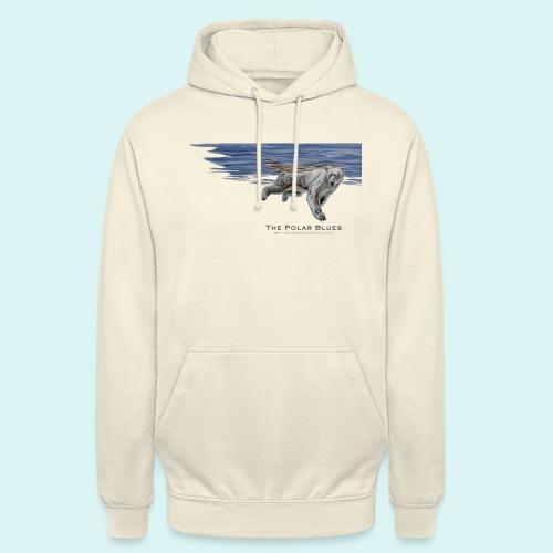 Polar-Blues-SpSh - Unisex Hoodie
