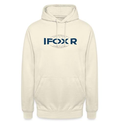 IFOX Logo - Luvtröja unisex