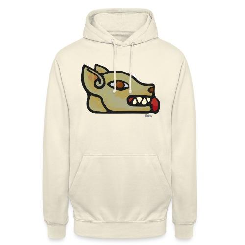 Aztec Icon Dog - Unisex Hoodie