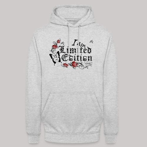 simply wild limited Edition on white - Unisex Hoodie