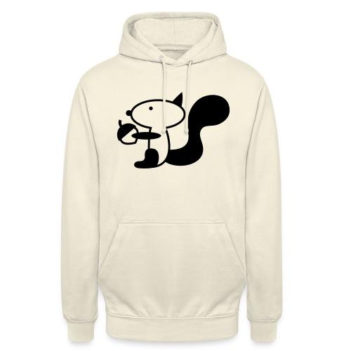 squirrelbw - Hoodie unisex