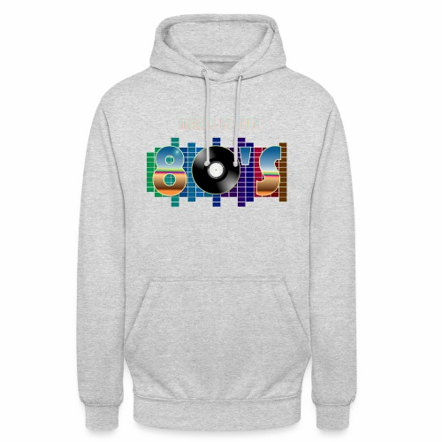 Made in the 80's - Unisex Hoodie