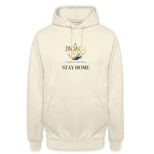 stay home03 - Unisex Hoodie