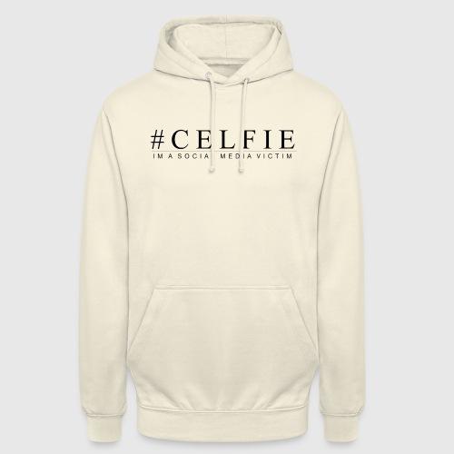 CELFIE - Hættetrøje unisex