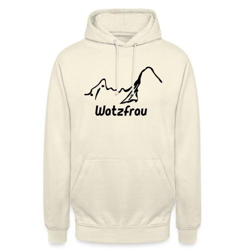 Watzfrau - Unisex Hoodie