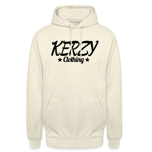Official KerzyClothing T-Shirt Black Edition - Unisex Hoodie