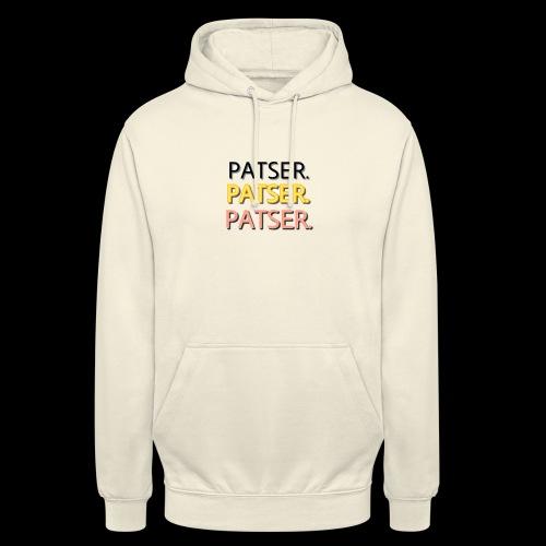 PATSER GOUD - Hoodie unisex