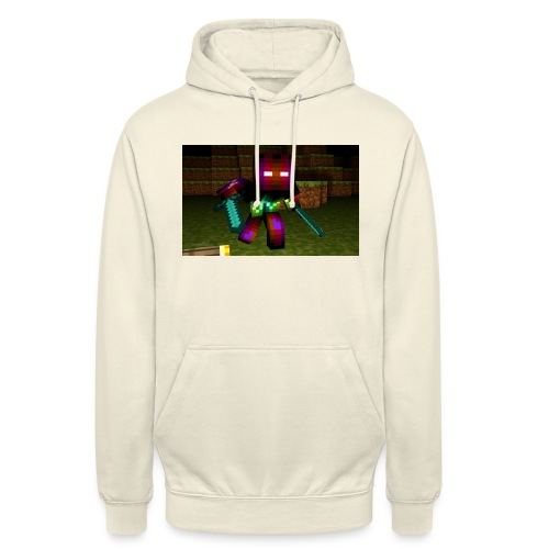 AwesomeSauce Minecraft 2 Swords - Unisex Hoodie
