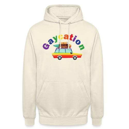 Gaycation | LGBT | Pride - Unisex Hoodie